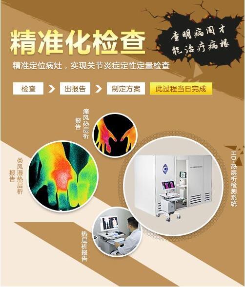 医院引进贵州省首台HD-热层析检测系统