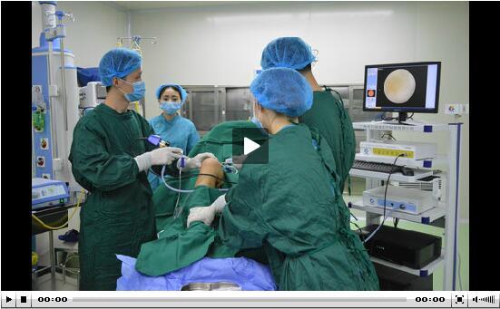 中医微创可视针刀镜技术在我院投入临床应用
